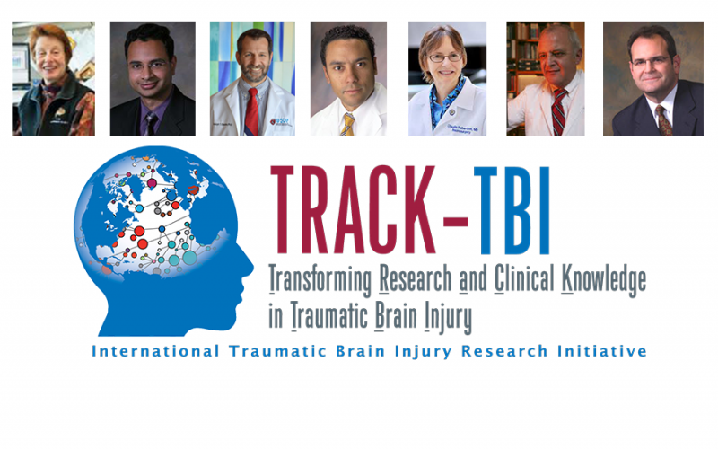 Transforming Research and Clinical Knowledge in TBI | TRACK-TBI